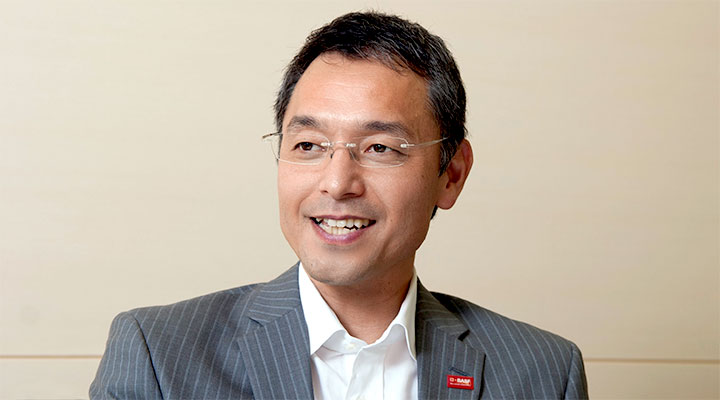 BASFジャパン株式会社 執行役員 ...